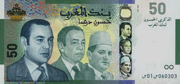 Moroccan Currency Odyssey