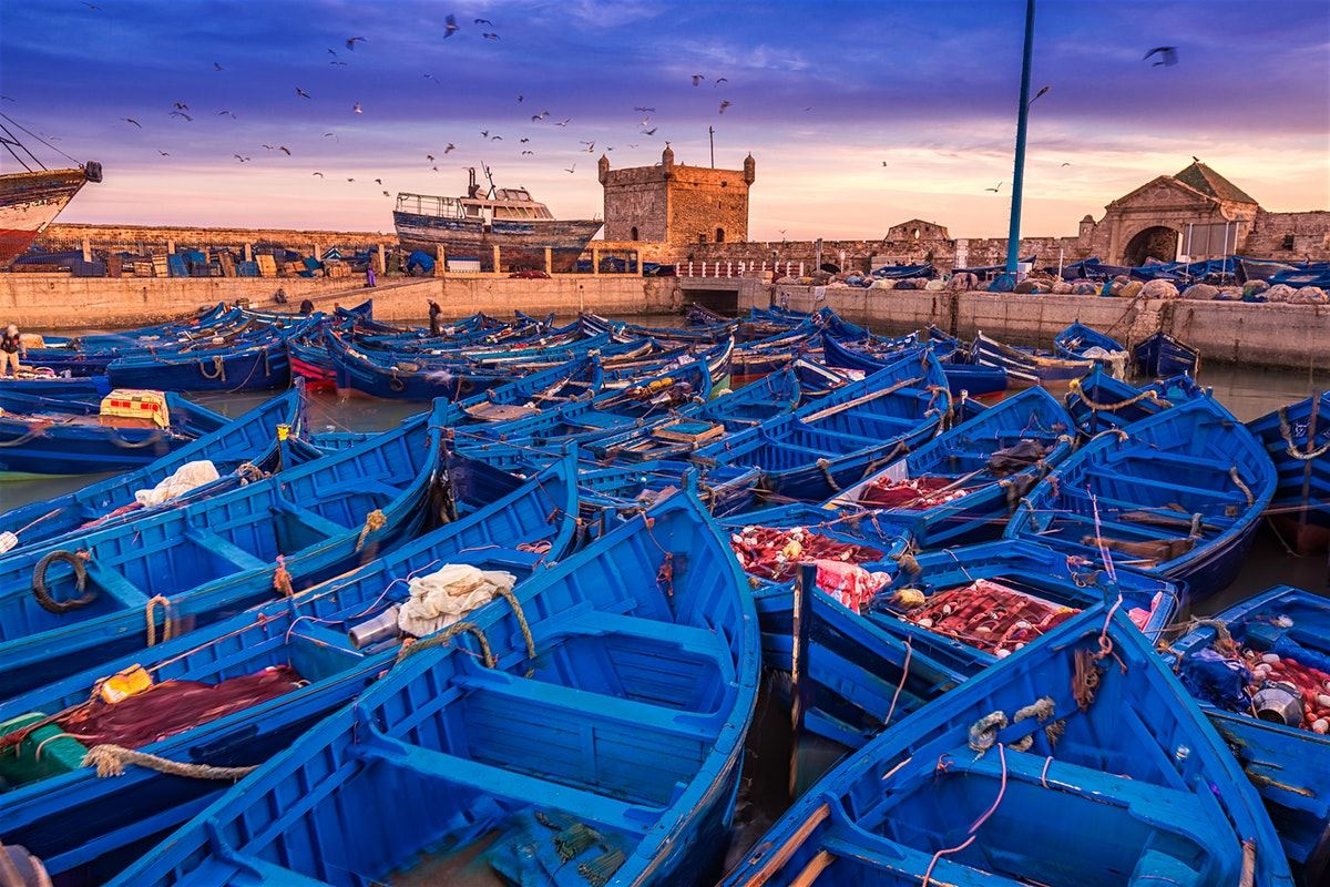Destination Essaouira